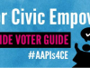 Your 2016 Asian American & Pacific Islander Voter Guide is here!