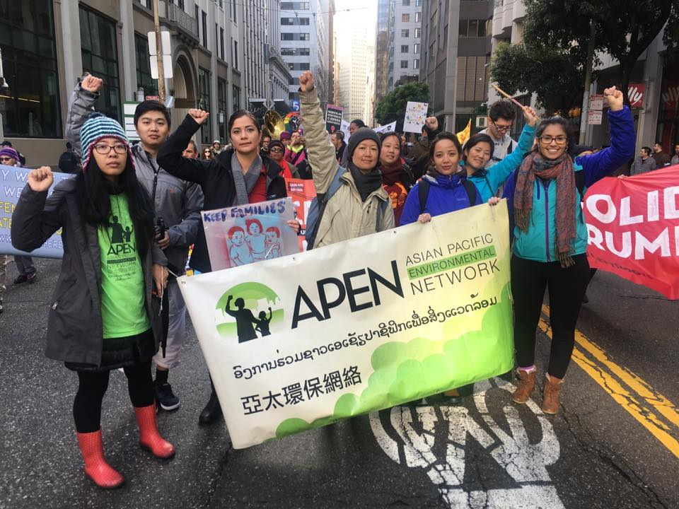 Joint AAPI Statement to Resist the Trump Administration
