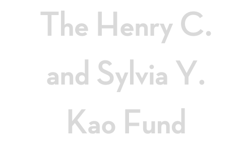 Henry C and Sylvia Y Kao Fund