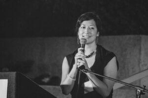 APEN's Executive Director Miya Yoshitani