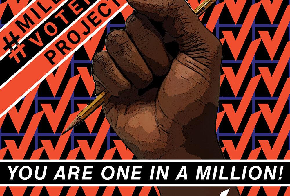 #OneMillionStrong: APEN joins Million Voters Project