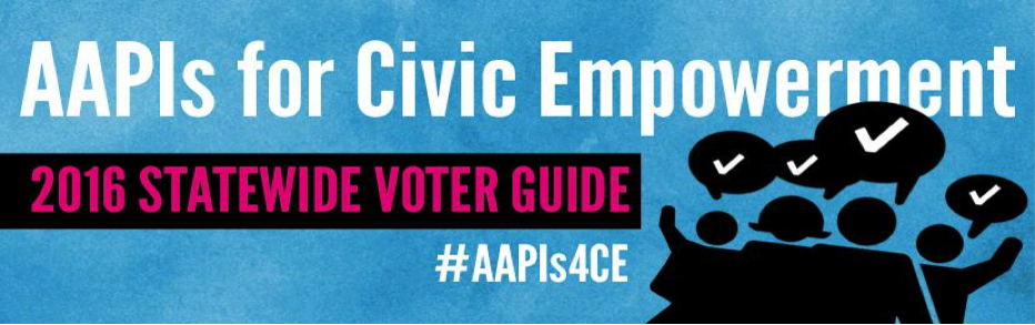 Your Asian American & Pacific Islander Voter Guide