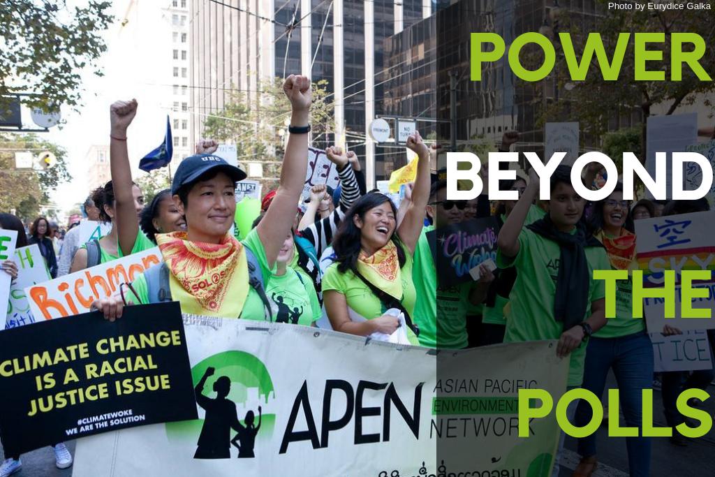 Power Beyond the Polls