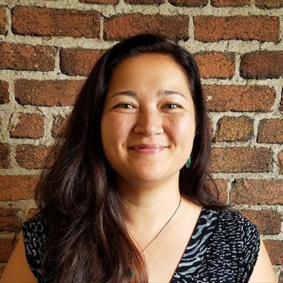 Pam Mei Harrison, PhD.