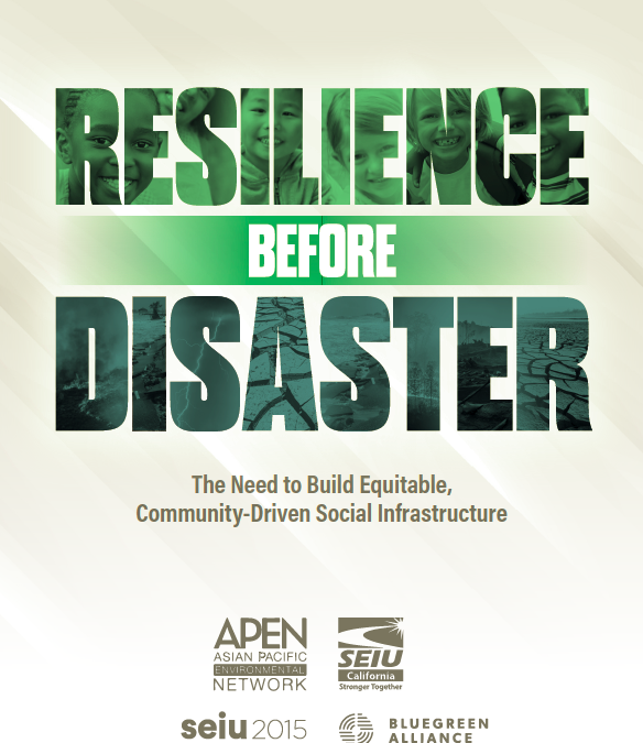 Resilience Before Disaster