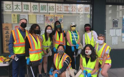 Chinatown Volunteer Ambassadors Built Safety through Care and Connection